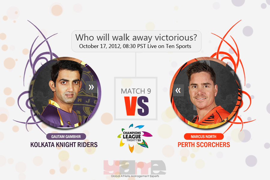 PREVIEW: MATCH 9 – KOLKATA KNIGHT RIDERS VS PERTH SCORCHERS