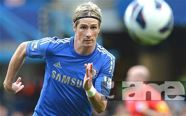 Rafael Benitez says Fernando Torres not at Liverpool peak