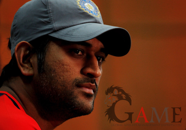 Dhoni mum on spot-fixing issue