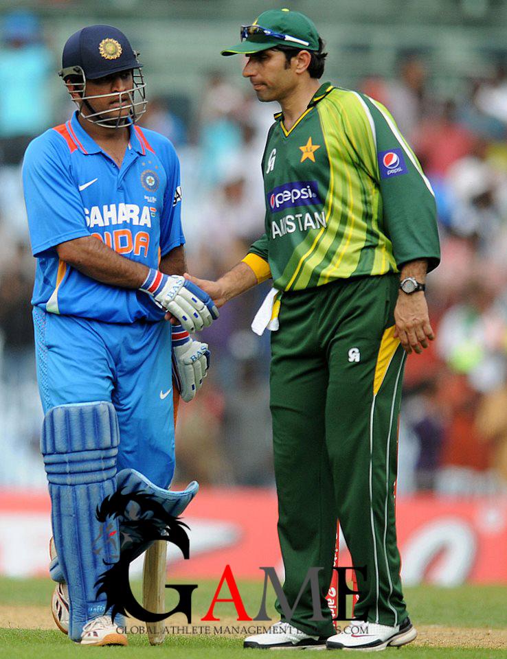 Pakistan beat India after Nasir Jamshed century