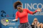 Serena+Williams+Brisbane+International+Day+1