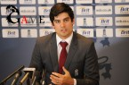 Alastair+Cook+England+Cricket+Team+Media+Conference+Rotating+Players+England India Series