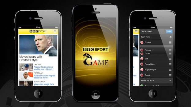BBC Sport launches free international iPhone and iPod touch app