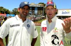 We will not be intimidated by India said Michael Clarke