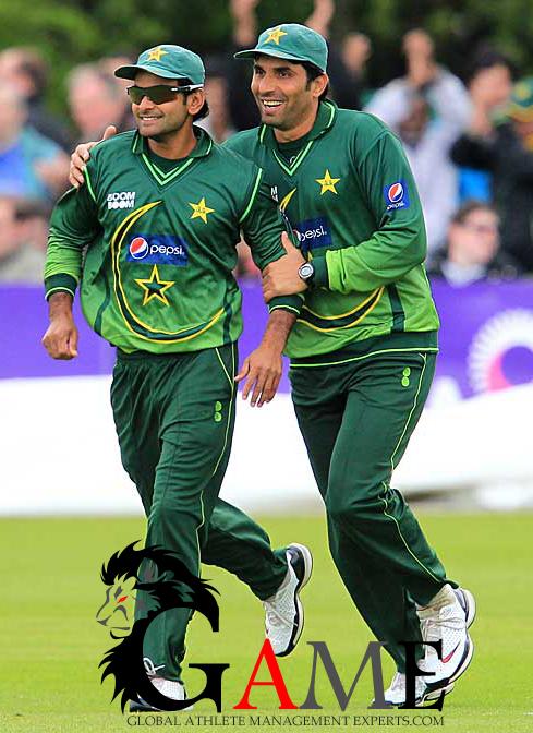 Pakistan Cricket Board denies Misbah-Hafeez rift