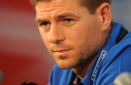 Gerrard, 32, missed the final two games of last season against Fulham and Queens Park Rangers to undergo surgery.