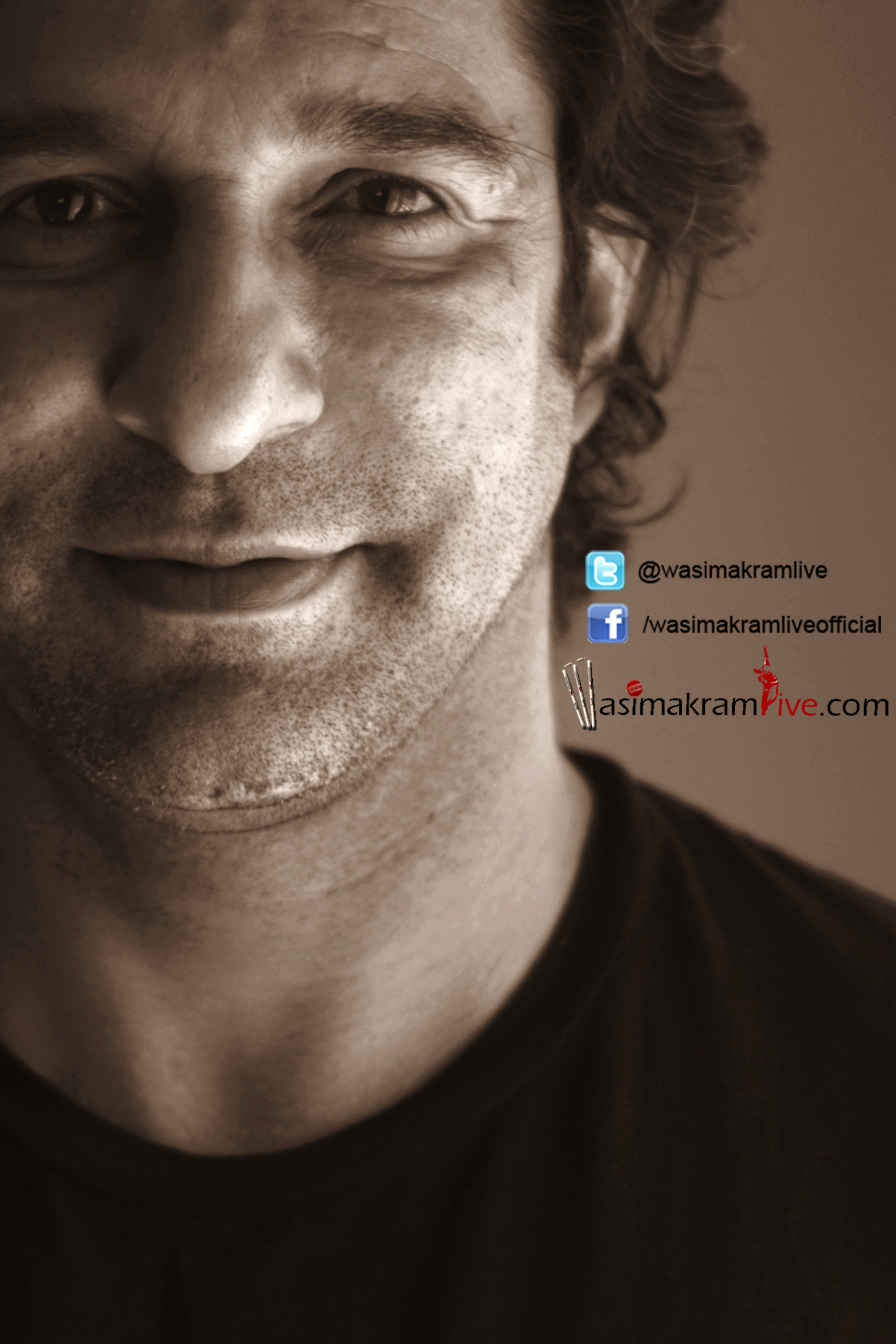 Wasim Akram – Superior and Unparallel Sportsmanship