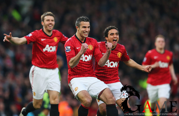 Man Utd win Premier League title