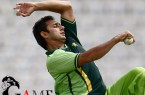 Saeed+Ajmal+Off-spinner learning new mystery bowling variations ahead of ICC Champions Trophy