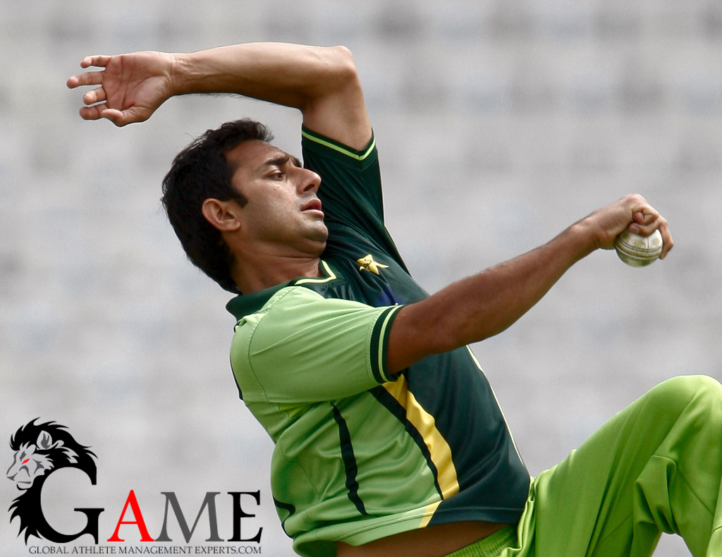 Off-spinner Ajmal learning 'new mystery bowling variations' ahead of ICC Champions Trophy