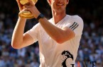 Andy+Murray+Championships+Wimbledon+2013+Day+Winner+Trophy