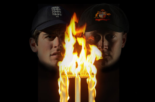 Ashes captains set for key series