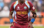 Dwayne+Bravo+India+v+West+Indies+TriSeries
