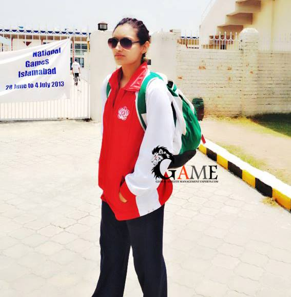 Kiran Khan eyes South Asian Games 2013