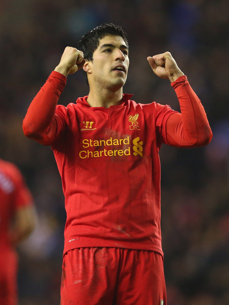 Liverpool: Brendan Rodgers determined to keep Luis Suarez