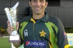 Not for the first time over the five matches, the fate of the match hinged on Misbah's contribution with the bat