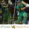 South Africa v Pakistan, 2nd T20, Cape Town
