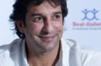 Wasim Akram to get award on diabetes fight