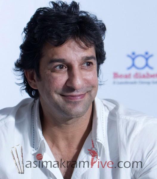 Wasim Akram to get award on diabetes fight