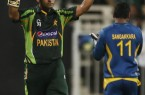 Pakistan v Sri Lanka, 3rd ODI, Sharjah Mohammad Hafeez
