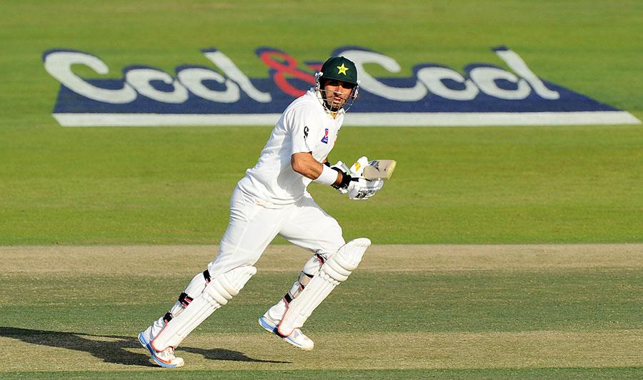 Pakistan v Sri Lanka, 1st Test, Abu Dhabi, Day 02 – Scorecard