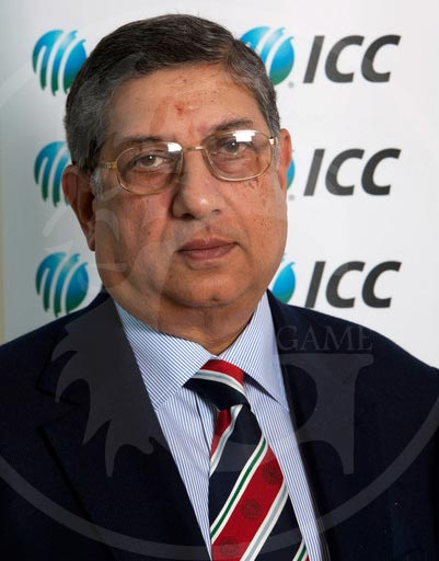 The new ICC structure is more inclusive ~ N Srinivasan