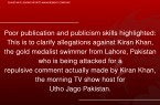GAME_Kiran_Khan_Swimmer_Press_Release_TV_Show_Incident_2014