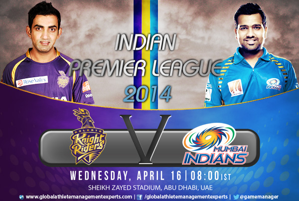 Kolkata v Mumbai, IPL, Abu Dhabi – The Preview