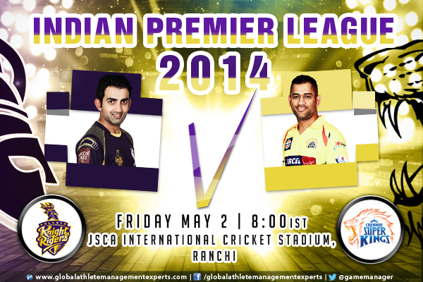 Homecoming for IPL and Dhoni in Ranchi, India