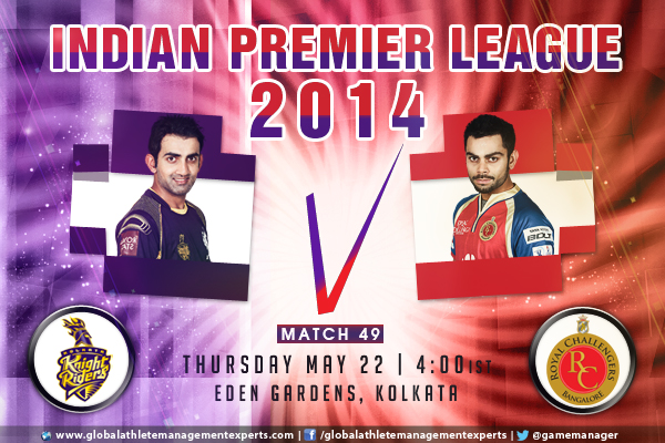 Knight Riders host Royal Challengers in a match with Playoffs implications – The Preview