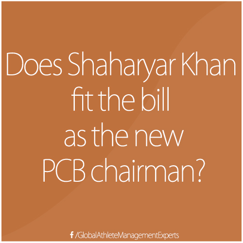 Does Shaharyar Khan fit the bill as the new PCB chairman?