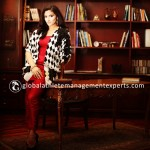 Kiran Khan's exclusive shoot for HELLO! Pakistan's spread.