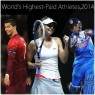The-World's-Highest-Paid-Athletes-2014-Behind-The-Numbers