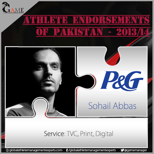 GAME's Brand and Service Endorsements for 2013/14