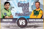 Pakistan v South Africa, World Cup 2015, Group B, Auckland Game