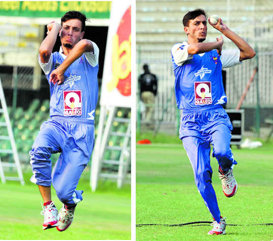 YASIR JAN – Wasim, Waqar rolled into one!
