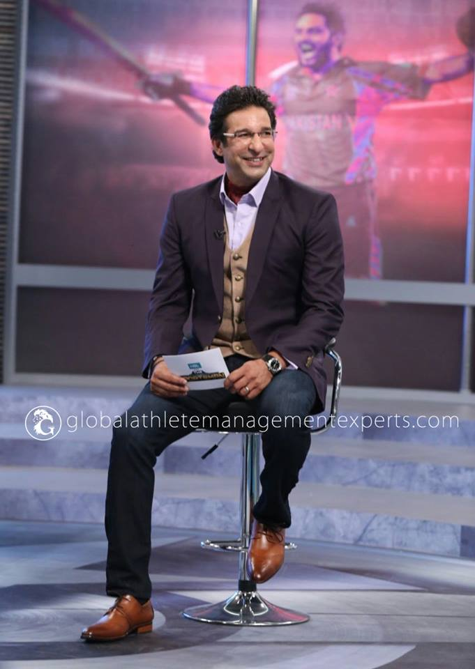 Wasim Akram roped in as Sri Lanka's mentor for upcoming tour of South Africa
